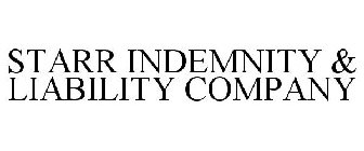 Starr Indemnity and Liability Company